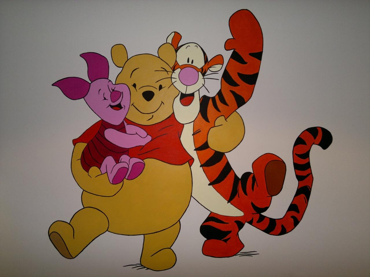 Winnie et ces amis