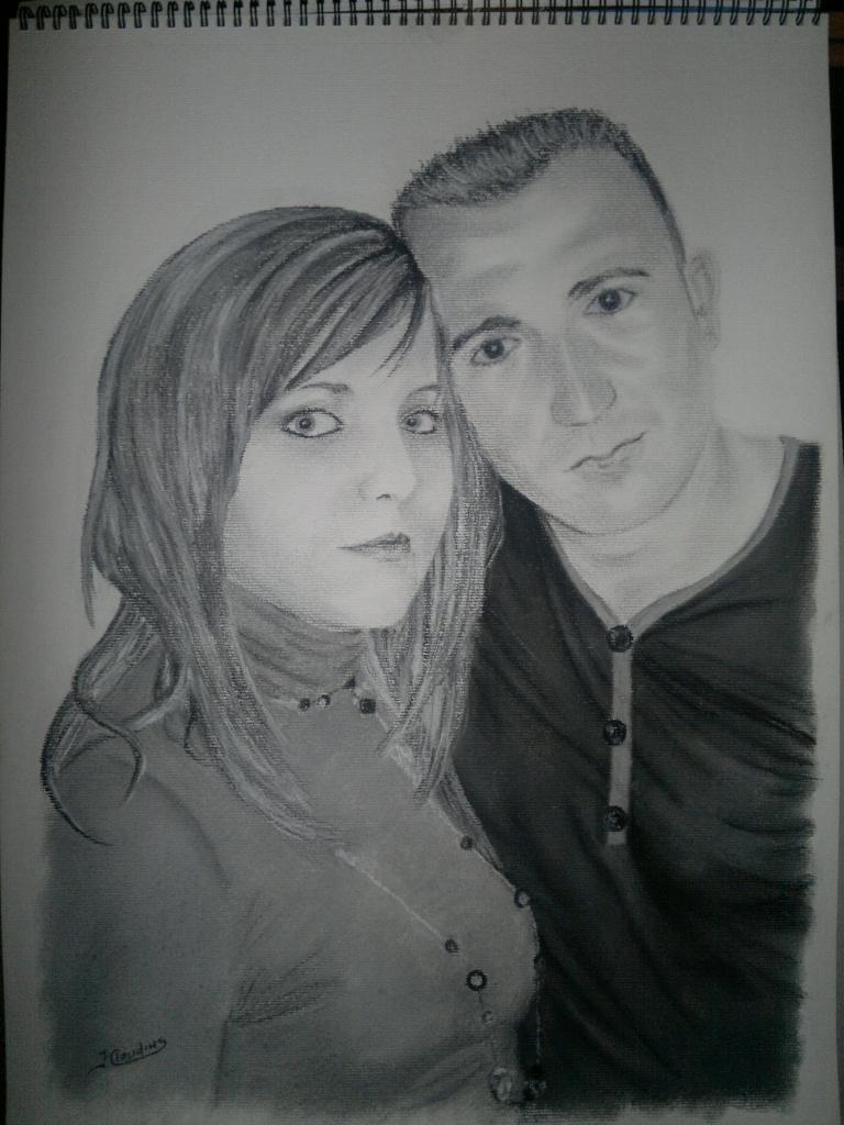 Cindy et Arnaud